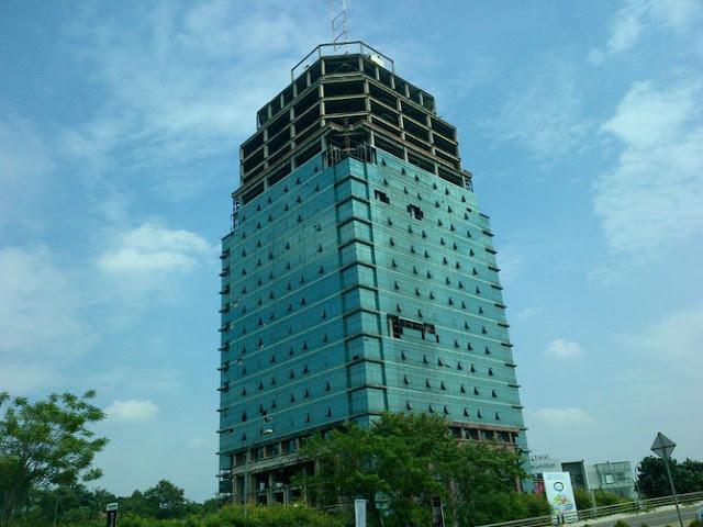 Gedung Hantu Bintaro
