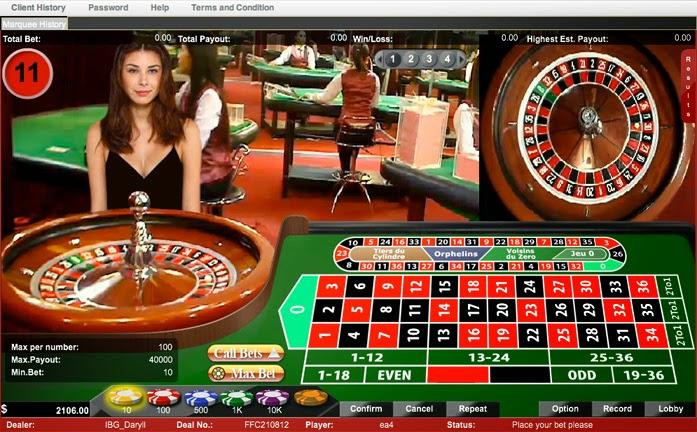 Image result for Teknik Mudah Dalam Bermain Roulette Live Casino Online
