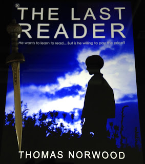 Portada del libro The Last Reader, de Thomas Norwood