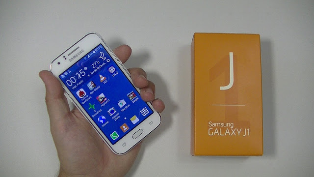 Samsung Galaxy J1 Harga Dan Spesifikasi