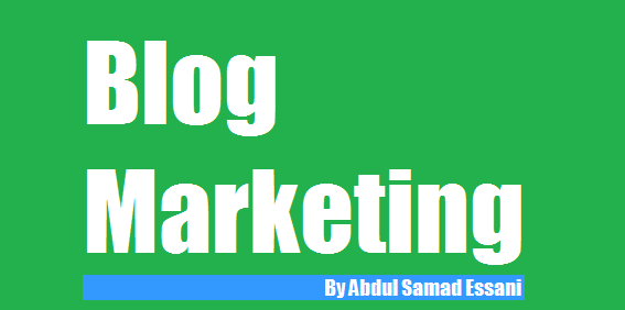 A Newbies Guide To Blog Marketing