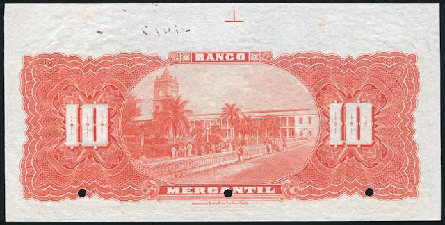 10 Bolivianos note