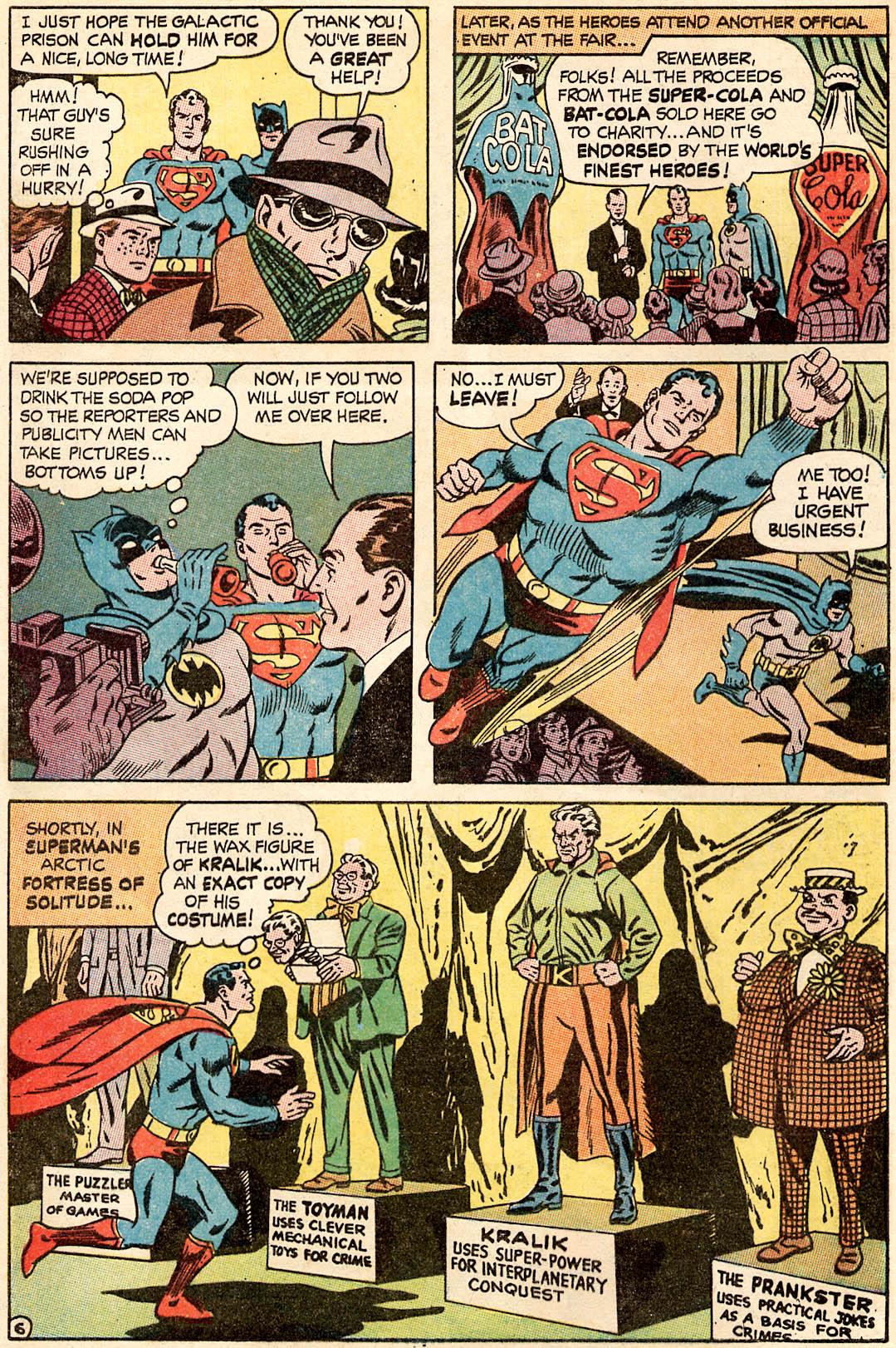 Read online World's Finest Comics comic -  Issue #173 - 8