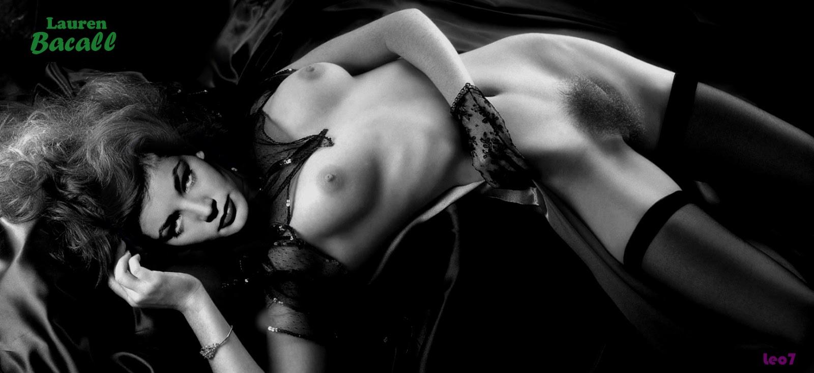 Lauren bacall nude fakes