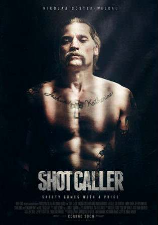 Shot Caller 2017 WEB-DL 950Mb English 720p ESubs Watch Online Full Movie Download bolly4u