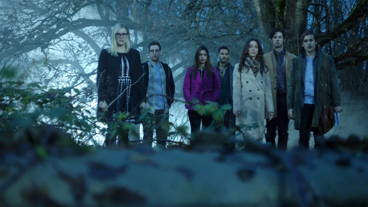 personagens principais de The magicians