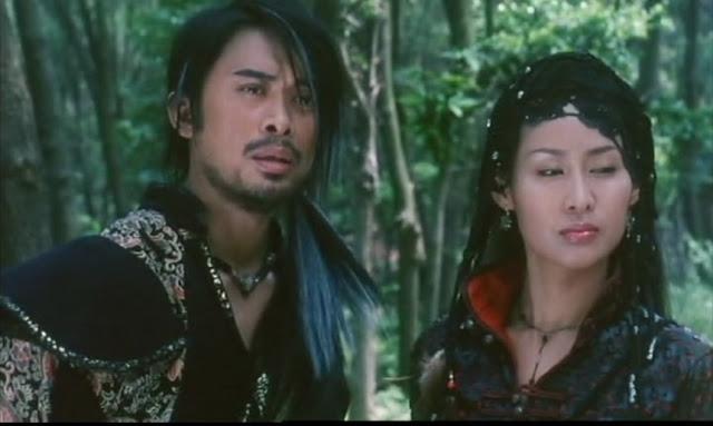Shaolin vs. Evil Dead (2004) DVDRip Telugu Dubbed Movie5