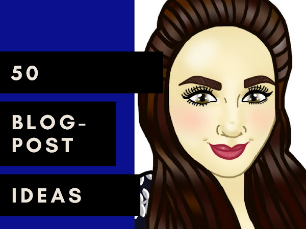 50 blog post ideas
