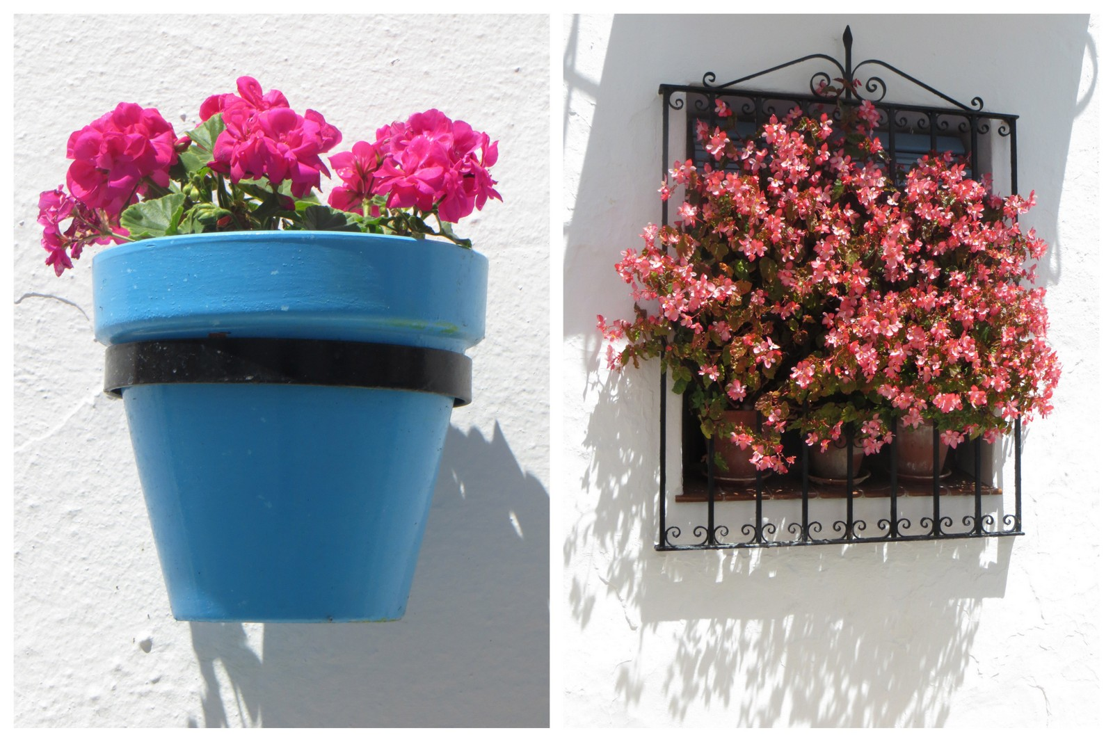 windows of Mijas