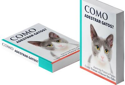 como adestrar gatos: livro digital como adestrar gatos - aprendendo passo a passo como treinar e educar seu gato