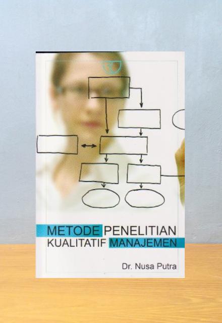 METODE PENELITIAN KUALITATIF MANAJEMEN, Nusa Putra