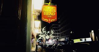 Britisches Biertasting im King´s Head Pub | Wuppertal präsentiert sich