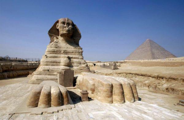 diaforetiko.gr : The Great Sphinx of Giza 2 10 αρχαιολογικά μνημεία που καλύπτονται από πέπλο μυστηρίου…