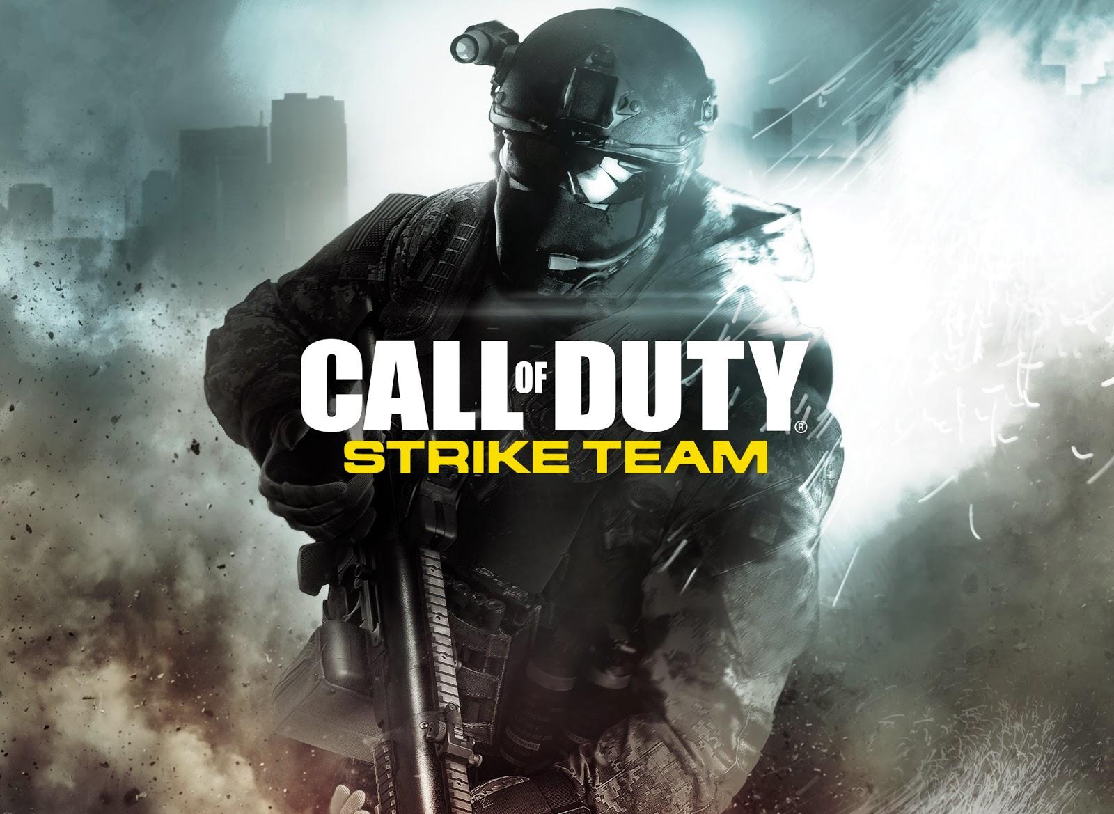 Call Of Duty Strike Team Roid
