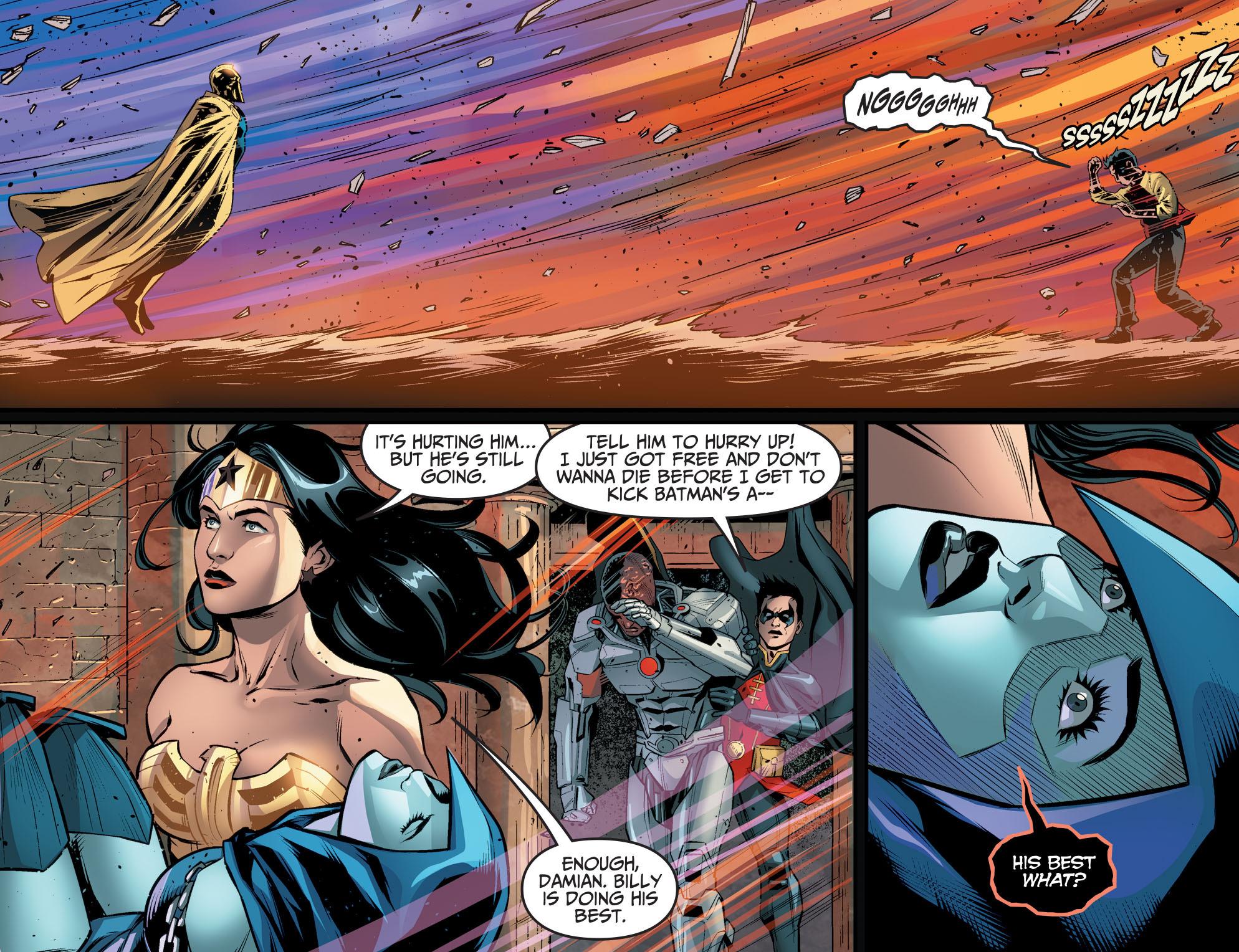 Injustice: Gods Among Us Year Three 24 Page 5