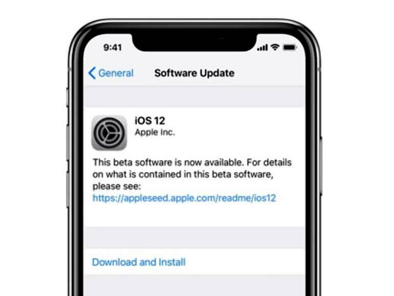 iOS 12 beta 11, tvOS 12 beta 9