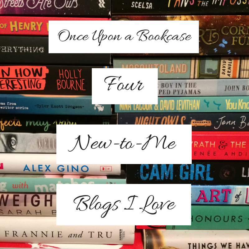 Four New-to-Me Blogs I Love
