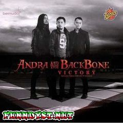 Andra and The BackBone - Victory (2013) Album cover