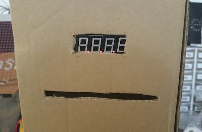 Mailbox letter indicator circuit