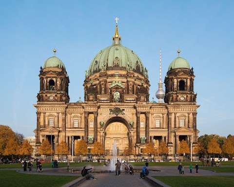 Huszadszorra tart nyílt napokat Berlinben a német kormány, megnyitják az újjáépülő császári kastélyt is