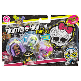 Monster High 3-pack #11 Series 2 Releases II Figure