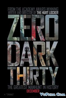 Phim 30 Phút Sau Nửa Đêm-Zero Dark Thirty (2013) [Full HD-VietSub]