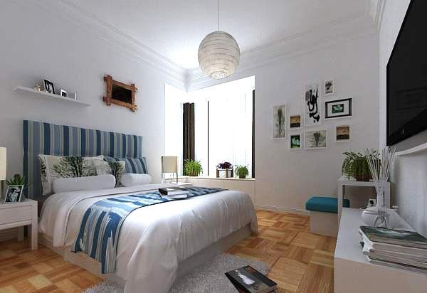 Mediterranean style bedroom model free 3d max models ~ vectorkh