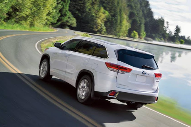 2019 Toyota Highlander Hybrid Review And Specs