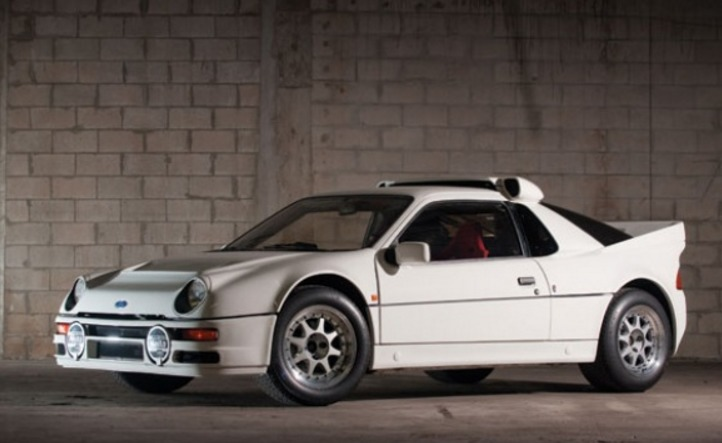 Ford RS200 Evolution For Sale USA 2017