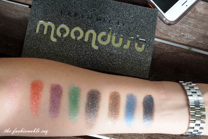 moonstone palette swatches