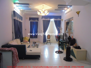 House for rent in Vung Tau - NhaVungTau.vn