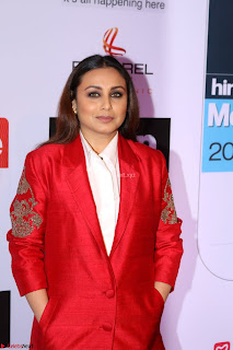 Red Carpet of Most Stylish Awards 2017 ~ Rani Mukherjee (1).JPG