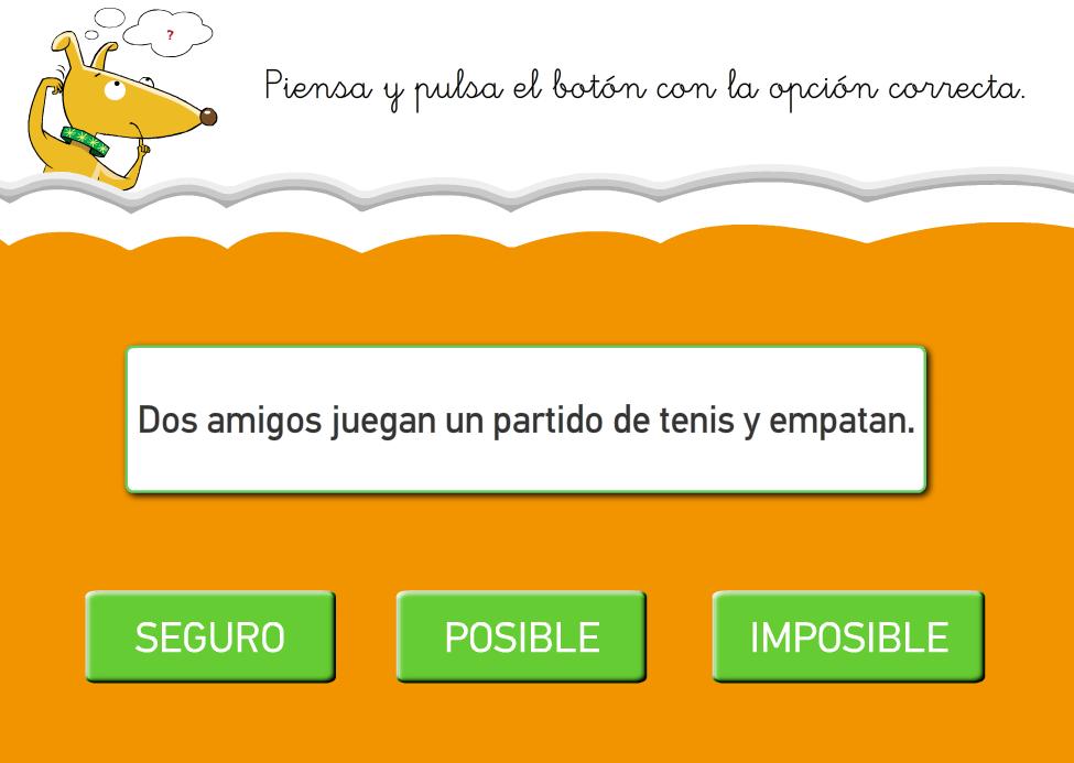 http://www.primerodecarlos.com/SEGUNDO_PRIMARIA/mayo/Unidad5-3/actividades/otras/mates/experiencias_aleatorias.swf