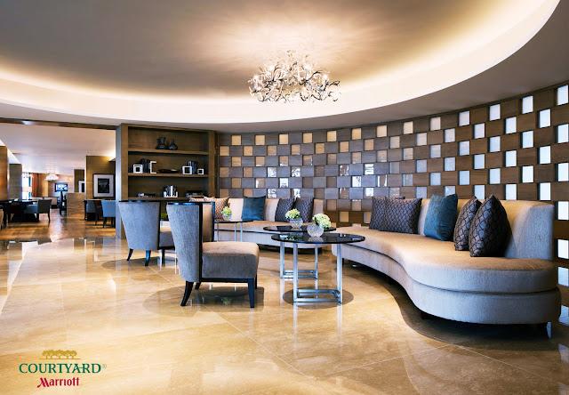 Không gian khách sạn Marriott Đà Nẵng