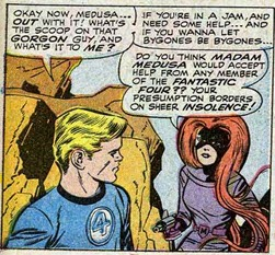 Fantastic Four 44 Inhumans