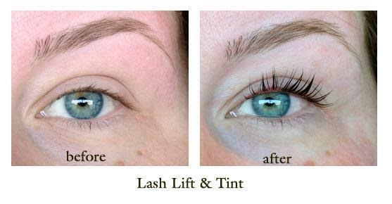47cd5840109 There is an excellent approximation though, in a lash lift and (if you need  it like I do) tint.