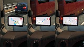 ets 2 google maps navigation v1.6 screenshots 2