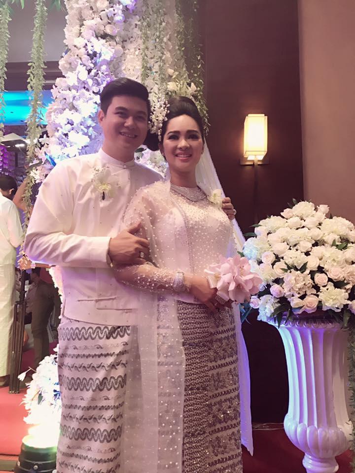 Moe Yu Sand and Swan Thu Moe Mingalar Mawkun Tin Signing Ceremony