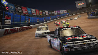 NASCAR Heat 2 PS3 Background