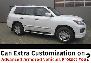 Advanced armored vehicles