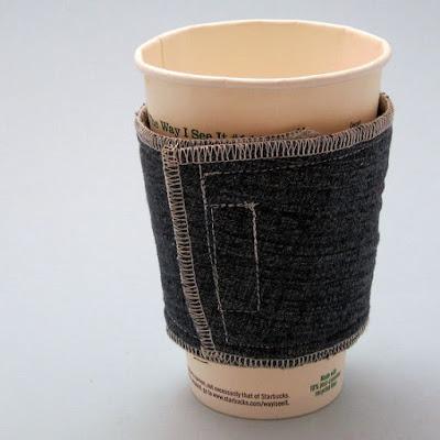 สิ่งประดิษฐ์จากวัสดุเหลือใช้แปลกๆ: งาน DIY จากกางเกงยีนส์เก่า 6