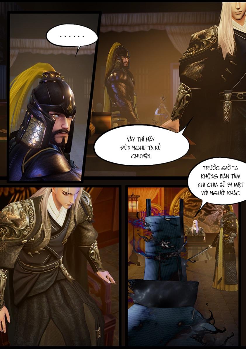 Thủ Mộ Bút Ký - Chapter 48: Khộng nhận vô dụng - Pic 12