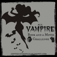 Vampire Book and a Movie Challenge