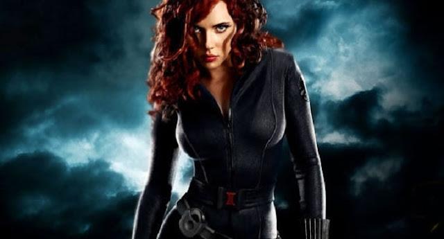 Scarlett Johansson Filmleri - Yenilmezler 3: Sonsuzluk Savaşı - Kurgu Gücü
