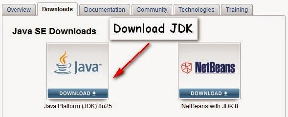 Cara Install Eclipse JDK dan SDK