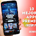 Top 10 Aplicaciones PREMIUM CON TODO ILIMITADO Mas Buscadas 2019   Mejores apps android   EDICIÓN N° 3