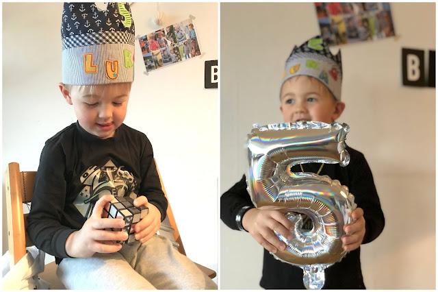 Geburtstagskind Geburtstagsmorgen Aussendeko Geburtstagszahl LEGO Sterne Meteoriten suchen Deko Weltraum Kindergeburtstag LEGO Star Wars Jules kleines Freudenhaus
