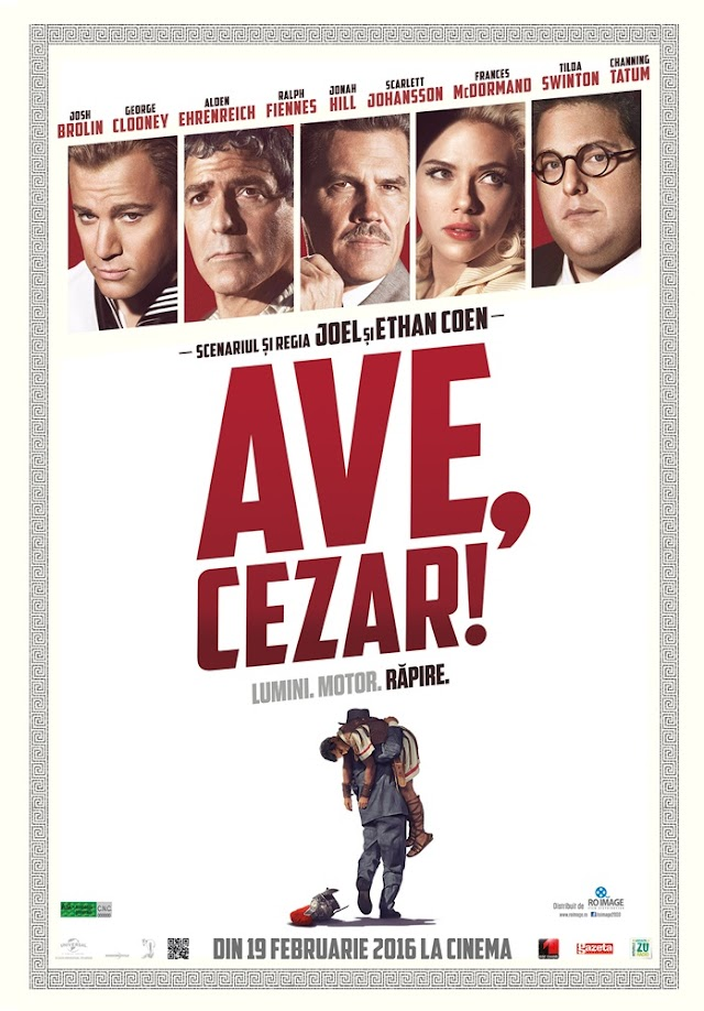 Hail, Caesar! (Film 2016) - Ave, Cezar