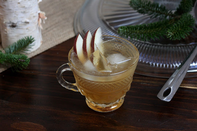 Spiced Pear Punch