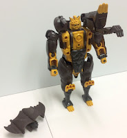 Grizzly-1 Mutant Head